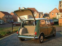 1964 Austin Cooper S 1071cc Hatchback - The only surviving one of three prototypes remaining by Austin7nut, via Flickr