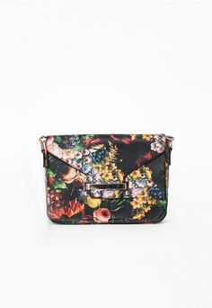 Becky Faux Leather Shoulder Bag - Bags & Purses - Missguided