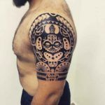 Tattoo Maori Design