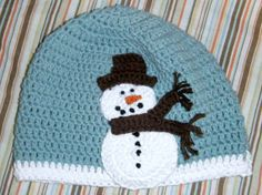 @Amy Moss Christmas hat for kids, crochet patterns