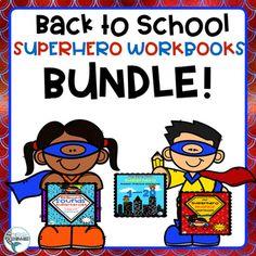 Counting Activities, Alphabet Activities, Kindergarten Activities, Back To School Superhero, Superhero Kids, First Grade Reading, First Grade Math, Officer Buckle And Gloria, Learning For Life