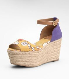 Sherri Mid Wedge #Espadrille | Womens Sale | ToryBurch.com #want