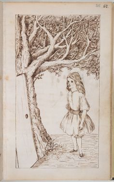 Alice's Adventures in Wonderland - The British Library