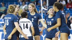 Women's volleyball ready for challenging 2015 season | The Official Site of BYU Athletics