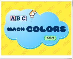 Mach Colors (Inglés de Educación Infantil)