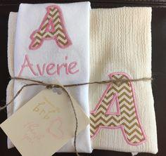Swaddling blanket and onesie set