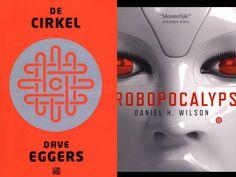 Nederland leest gaat dit jaar over Robotica en datzelfde geldt voor deze top 10...