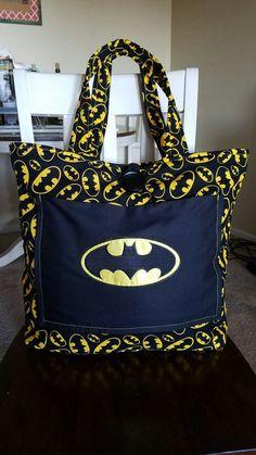 d864aa1a6d7 Diper Bags, Batman, Tote Bag, Carry Bag, Totes, Tote Bags