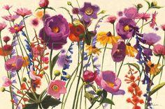 fiori dipinti - Cerca con Google