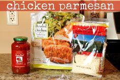 Trader Joes Chicken Parmesan