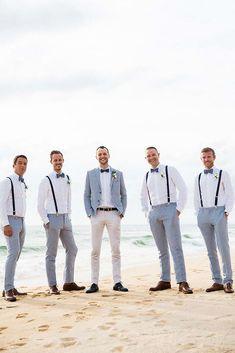 beach wedding groom attire Groomsmen Attire For Perfect Look On Wedding Day Groomsmen Attire Beach Wedding, Beach Groom, Groomsmen Outfits, Wedding Dress Men, Groom And Groomsmen Attire, Bridesmaids And Groomsmen, Casual Groom Attire, Best Man Outfit Wedding, Mens Casual Wedding Attire