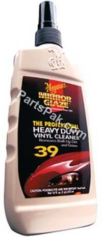 Meguiars M3916 H.D. Vinyl Cleaner 16Oz Made By Meguiars new.