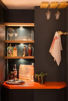 chic mini bar by kate hayes design chic mini bar design