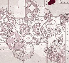 Steampunk Drawing, Art Steampunk, Steampunk Crafts, Steampunk Design, Steampunk Clothing, Steampunk Fashion, Steampunk Makeup, Steampunk Animals, Steampunk Shoes