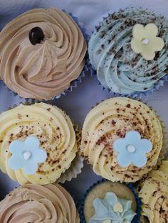 Cupcakes Flavour of your choice with creamy buttercream #elainebakes #cake #chocolate #coffee #lemon #vanilla #creamy #indulgent #celebrate