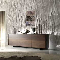 Oxford Sideboard by Cattelan Italia. The Oxford side board is as basic as it gets, showcasing Italian workmanship at its simplest. Dining Room Sideboard, Sideboard Furniture, Modern Sideboard, Sideboard Buffet, Dining Room Furniture, Furniture Design, Sideboard Ideas, Large Sideboard, Console Cabinet