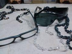 DIY Collar para lentes/gafas- Necklace sunglasses (+lista de reproducción)