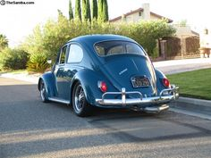 Learn more about Sea Blue & 1966 Volkswagen Beetle on Bring a Trailer, the home of the best vintage and classic cars online. Custom Vw Bug, Blue Beetle, Alfa Romeo Cars, Vw Cars, Vans, Vw T1, Audi Tt, Classic Cars Online, Ford Gt