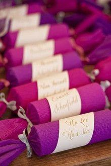 Great wedding favors
