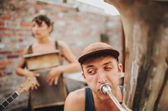 Love in New Orleans | Etsy Weddings BlogEtsy Weddings Blog --- Quarter type band   #CupcakeDreamWedding