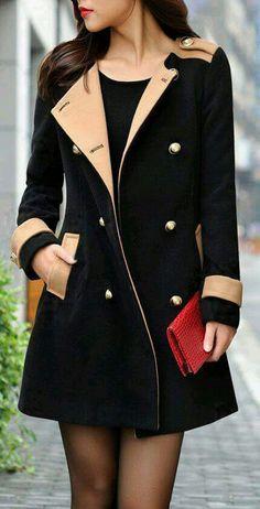 Love it #jacket #black #beautyful
