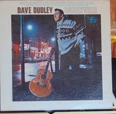 Dave Dudley Lp Lonelyville Near Mint #ContemporaryCountryEarlyCountryTraditionalCountry