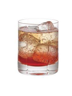 Tickled Pink  1½ parts Canadian Club Whisky    4 parts Ginger Ale    Splash of Cranberry Juice    Serve over ice    .