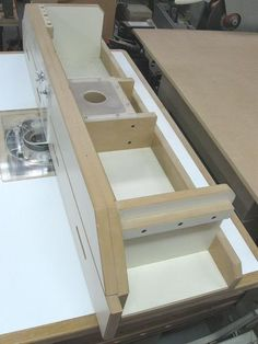 1 Carry All Router Table Fence