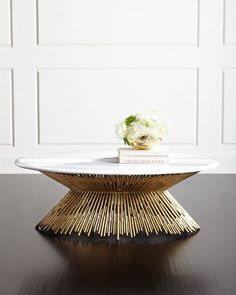 Sunset Coffee Table by Ambella at Neiman Marcus.