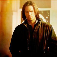 Sam Winchester #PadaHair #Supernatural