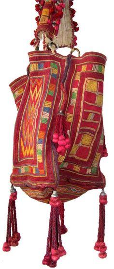Tribal Bag: