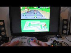 Man hacks Raspberry Pi to play SNES games.