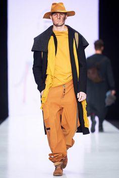 Slava Zaitsev Fashion Laboratory - Mercedes-Benz Fashion Week Russia