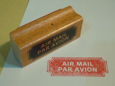 Airmail stamp 65