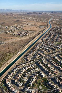 The Central Arizona Project (CAP), near Phoenix is a 500 km long water canal that supplies Phoenix and Tucson with more than 70% of their water...