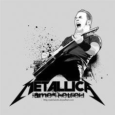 metallica by aremanvin