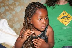 Box Braid with Yarn - For discounted Beauty Supplies be sure to see http://www.beautysupplylosangeles.com/829w