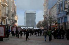 Архитектурно студио Стоянови | Партиен дом Пловдив - Архитектурно бюро