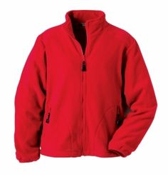 Promotional Products Ideas That Work: W-kelowna microfleece jkt. Get yours at www.luscangroup.com