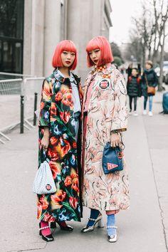 Street Style #PFW / Día 8 / 7 de marzo de 2018