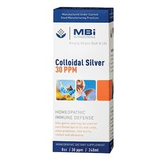 Pinner said:I was desperate & willing to try anything!! Colloidal silver WORKS! It is the next germ-fighting wonder drug.  It is effective against bacterial infections like strep throat, viruses like the flu, & fungal infections like Candida. No matter how much a germ mutates, it can't change enough to escape the damaging effects of colloidal silver. And in the process, the silver doesn't harm human tissue or kill off the good bacteria in the intestine the way antibiotics and other vaccines…