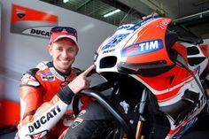 Casey Stoner Segera Uji Coba Motor Baru Ducati