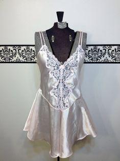 1980's Pale Pink Ballerina Nightgown by Cinema by RetrosaurusRex, $30.50