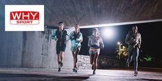 Why Sport è la linea di integratori per sportivi totalmente prodotta in Italia: maltdestrine, vitamine, sali minerali, aminoacidi e proteine per un pieno di energia!