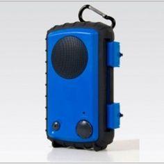 Grace Digital Audio H20 case for iPod / MP3- Blue  Model: GDI-AQCSE102 $41.80