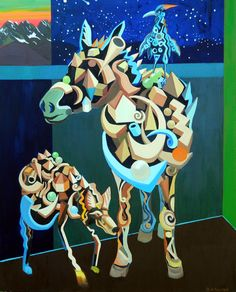 Jude Bischoff Modern Animals The Journey
