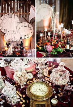 Victorian Steampunk Wedding - by Braedon Flynn Photography Steampunk Wedding Themes, Steampunk Theme, Victorian Steampunk, Victorian Wedding Themes, Gothic, Wedding Stage, Our Wedding, Dream Wedding, Wedding Ideas