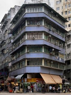MICHAEL WOLF PHOTOGRAPHY Wood Architecture, Chinese Architecture, Architecture Details, Hong Kong Architecture, Chinese Buildings, Old Buildings, Urban Photography, Wolf Photography, Corner House