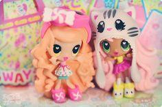 Ainho-Chan Dolls ☆: KAWAII CRUSH Kawaii Crush, Party Pops, Polymer Clay Christmas, Anime Figures, Toys For Girls, Princess Peach, Crushes, Childhood, Dolls