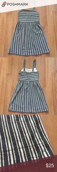 "Ann Taylor Loft Sundress. Super cute. XS Ann Taylor Loft sundress. Super cute. XS. Pit to pit is 14"". Length is 35.25"". 100% cotton. LOFT Dresses Mini"